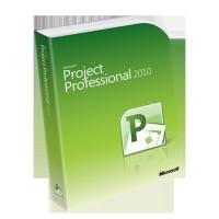 China Microsoft Project Professional 2010(Download Version) on sale