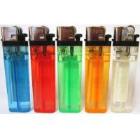 Wholesale Cigarette Lighter - Disposable Butane Transparent from china suppliers