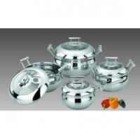 18/0 Stailess Steel Cookware (MSF-504)