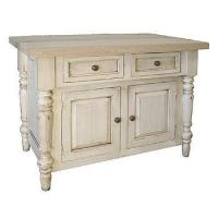 Wholesale French Country Butcher Block Kitchen Island from china suppliers