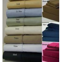 Wholesale Super Deep Pocket -Egyptian Cotton 1000TC Pillow-Top Bed Sheet Sets from china suppliers