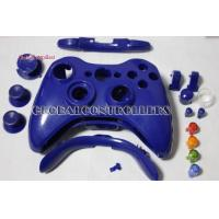 Wholesale Glossy Blue Custom Shell - Custom 360 Controller Shell Kit from china suppliers