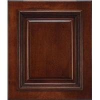 Buy cheap Brandy Cherry Glazed Wood Cabinets from wholesalers
