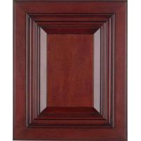 Buy cheap Merlot Glazed Kitchen Cabients from wholesalers