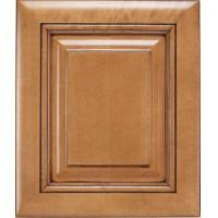 Buy cheap Italia Maple Glazed Wood Cabinets from wholesalers