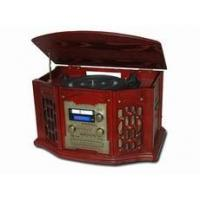 China Lasonic Nostalgia Turntable with CD Recorder & Cassette Player on sale