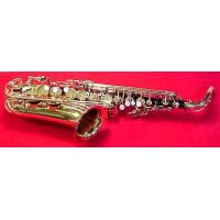 Wholesale New black nickel & gold dc pro boston series alto sax from china suppliers