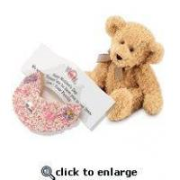 Buy cheap Mother's Day Teddy Bear Gift with Fortune Cookie 2012 from wholesalers