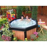 China $500 and above Spa-n-a-Box Portable Hot Tub Spa on sale