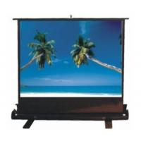Latest pull down projection screen buy pull down for Motorized floor up screen