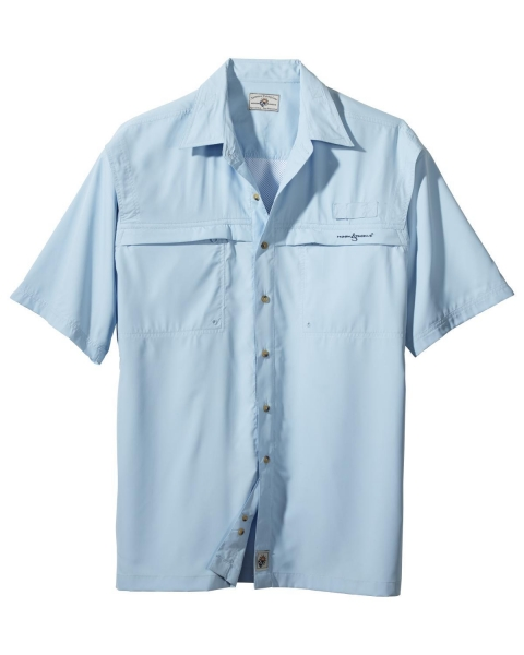 Mens shirts hook tackle mens peninsula performance for Fishing shirts on sale
