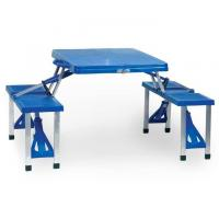 PICNIC FURNITURE 26001: Picnic folding table and bench set
