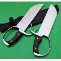 Wholesale Wing Chun Bart Cham Dao, Chinese Kungfu Training Butterfly Knives( 2pcs/set) from china suppliers
