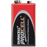 Wholesale DURACELL PROCELL 6LR61 (PP3) 9v ALKALINE BATTERY (PK 10) from china suppliers