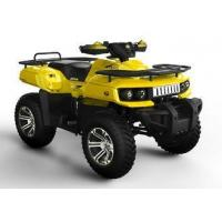 Shaft Drive Utility ATV EPA With Double Foot Pedal ,4x4 Quads