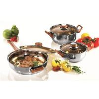 Wholesale Stainless Steel Cookware Set JP-SS161824 Cheap price stainless steel cooking sets from china suppliers