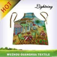 Wholesale Kitchen Product 100% cotton fashional apron from china suppliers