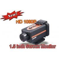 China Sports Action Camera 1080P HD Waterproof Sports Action Video Helmet Cam Video on sale