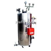 Wholesale Oil/gas steam boiler Vertical fire tube boiler(100-1000kg/h) from china suppliers