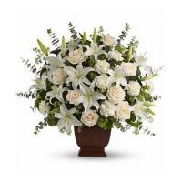 Wholesale Baskets Loving Lilies and Roses Bouquet from china suppliers