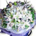 Wholesale Forever Love Lilies Bouquet from china suppliers