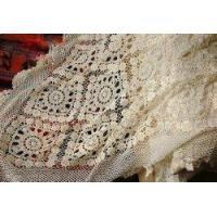 Wholesale Gorgeous Hand crochet/Bead Cotton Table cloth/Bedspread from china suppliers