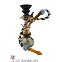 Small authentic Egyptian hookah