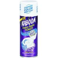 ARM AND HAMMER - Kaboom Foam-Tastic Toilet Bowl Cleaner