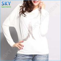 Wholesale Womens Long Sleeve T Shirt from china suppliers