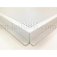 595*595mm Perforated Aluminum Ceiling Tile