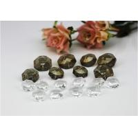 Wholesale crystal chandelier parts,Bilateral Octagon crystal-(KC1080) from china suppliers
