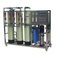 Buy cheap Water Treatment Equi 【Product NameReverse osmosis apparatus (with soften) from wholesalers