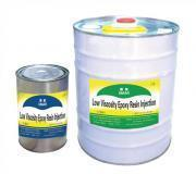 Chemical Grouting Products Low Viscosity Epoxy Resin Injection