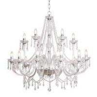 Wholesale Ceiling Lighting CPL-3-KAT1850 Katie 18 light crystal chandelier from china suppliers