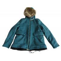 Wholesale Cotton-padded Clothes Womens casual overcoats from china suppliers