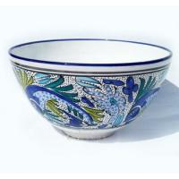 Wholesale Deep Salad Ceramic Handmade Bowl from china suppliers