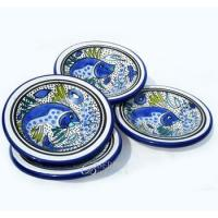 Wholesale Round Sauce Ceramic Handmade Dishes from china suppliers