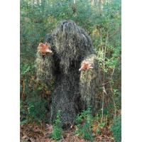 Wholesale Kids 4 Piece Synthetic Ghillie Suit Woodland color FREE SHIPPING!! from china suppliers