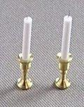 Wholesale Other Accessories Turned Brass Candlesticks from china suppliers