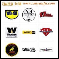 Wholesale Embroidered patches school badge from china suppliers