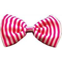 Wholesale Costumes Dog Bow Tie Stripes Pink from china suppliers