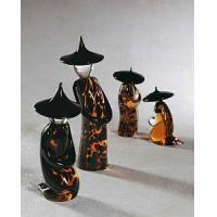 China Murano glass vases and bottles on sale