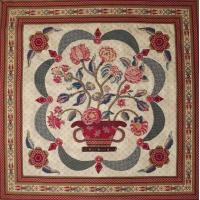 Di Ford Mystery Quilt Pattern-#1