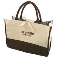 Buy cheap Deluxe Couple Tote Bag Personalized Free from wholesalers