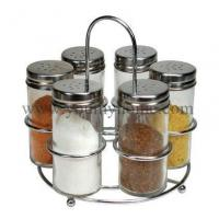 Wholesale Glass Bottle with Rack-R14067 from china suppliers