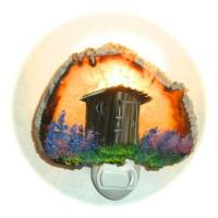 Wholesale Agate Night Light Out House from china suppliers