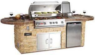 Quality BBQ Islands for sale