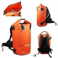 Wholesale Red waterproof backpack bag from china suppliers