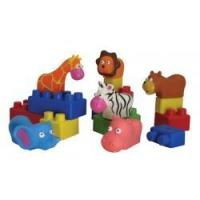 Wholesale Blocks & Construction Mini Edu-Animals, 28 pieces from china suppliers