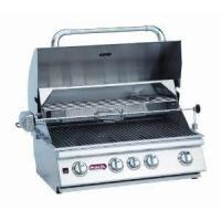 Barbecue Grills Built-In